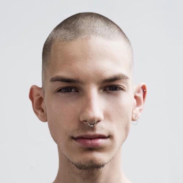 Овал - стрижки по форме лица